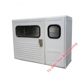 Modull 03ĐK Composite Indoor 660W 500H 220D(2 cửa) -SMC
