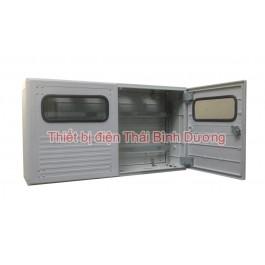 Tủ điện composite - Modull 04 ĐK Composite Indoor - Ép Nóng SMC