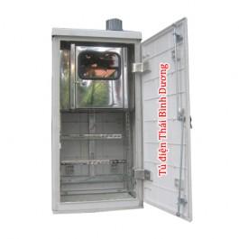Tủ CD + ĐK 2 ngăn Do Điếm Hạ Thế Composite Outdoor