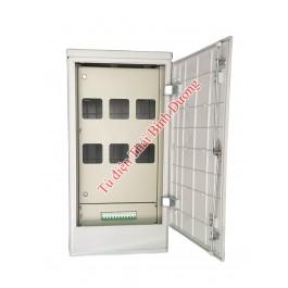 Vỏ tủ MCCB +06-09ĐK Composite outdoor Ép Nóng SMC